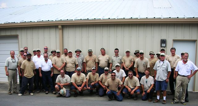 Grounds Team Picture
