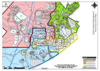 Recycling Zones Map