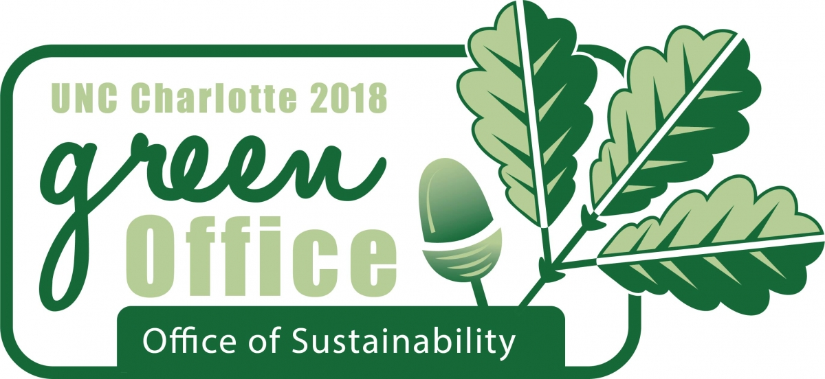 Green Office Certified (three leaf designation)