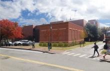 Rendering of Burson Building