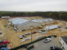 Facilities Operations/Parking Services Complex Construction