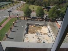 Exterior pool construction of URec