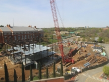 University Recreation Center Construction