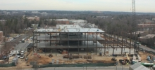 Science Building Construction
