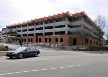 Union Deck Construction