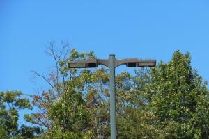 New LED light fixture