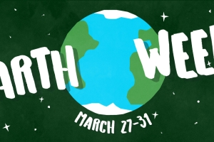 Graphic of Earth Week