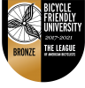 Bicycle Friendly Bronze Seal
